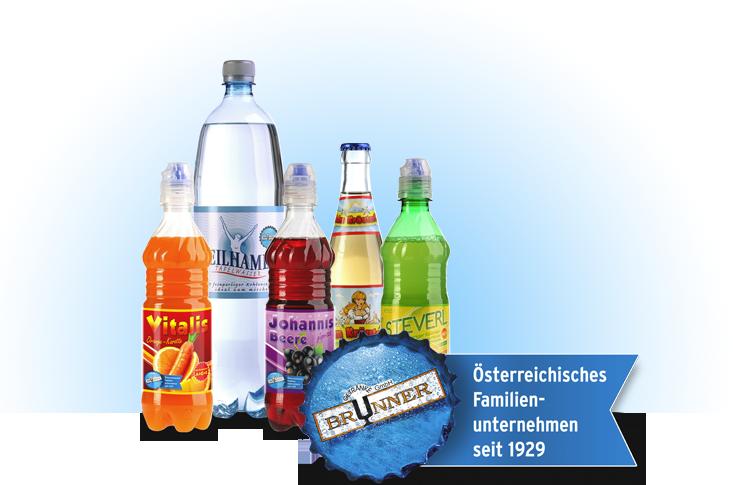 Brunner Getränke - Getränke Brunner GmbH